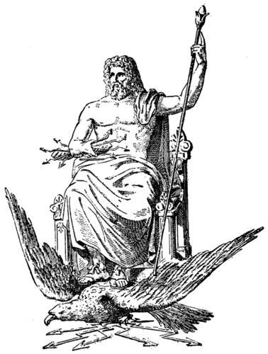 Zeus, Señor del Olimpo