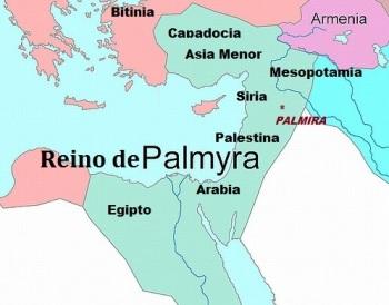 Imperio de Palmira (272)