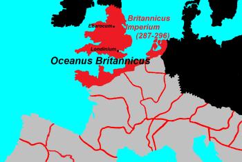 Britannicus Imperium (287 - 296)