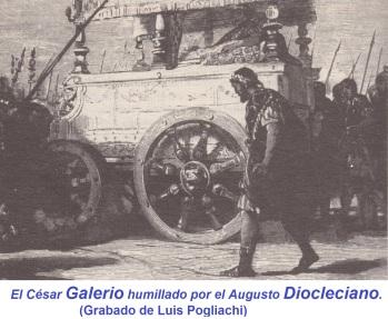 Galerio & Diocleciano