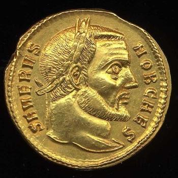 Flavius Valerius Severus.