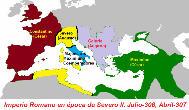 Roma 306-307