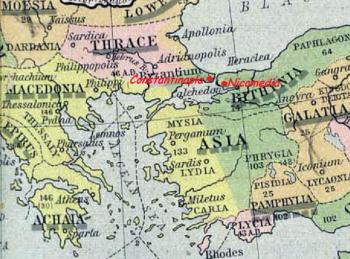 Constantinopla-Nicomedia
