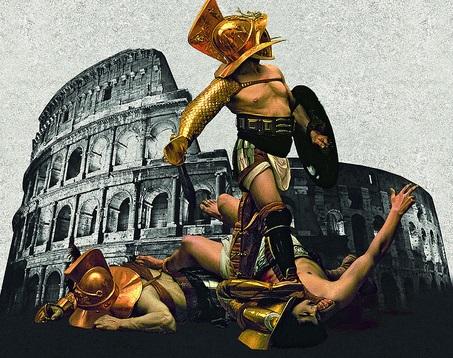 Gladiador..