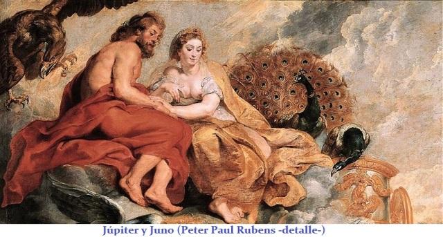 Júpiter y Juno (rubens)