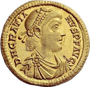 Flavius Gratianus Augustus