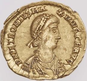 Flavius Anicius Petronius Maximus.