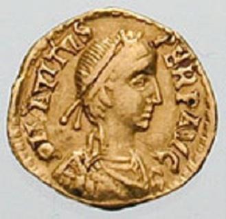 Marcus Maecilius Flavius Eparchius Avitus.