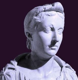 Busto atribuido a Julia la Mayor.