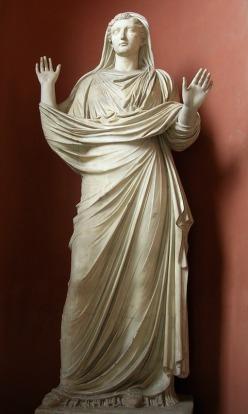 Livia Drusila (Museo Vaticano)