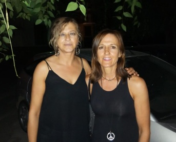 Anabel Infante & Mayte Infante